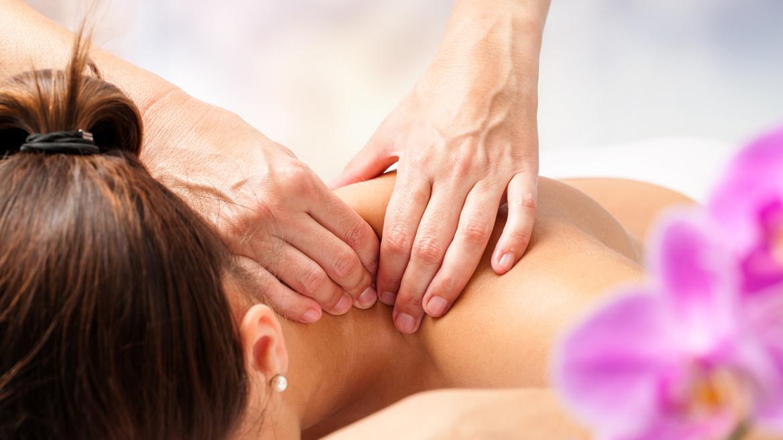 Shoulder and Neck Massage